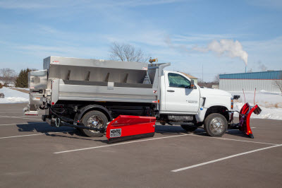 Monroe Truck Equipment >> Monroe Truck Equipment Introduces Snowfighter Max