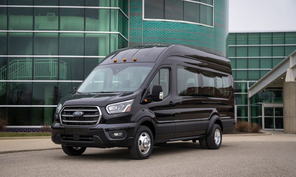 Ford introduces 2020 Transit