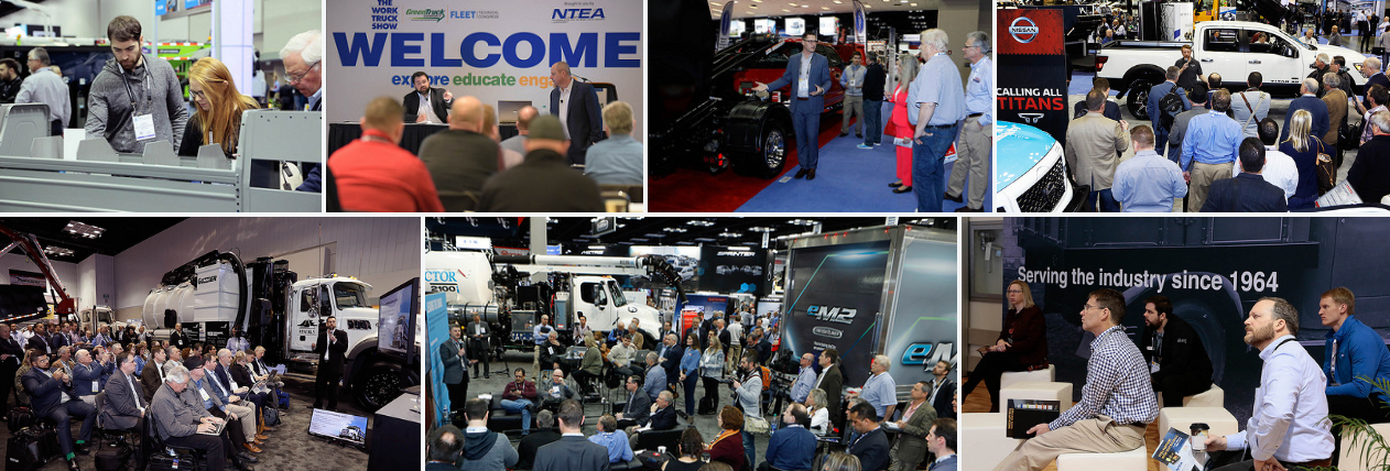 Work Truck Show 2020.See Who Attended Wts19