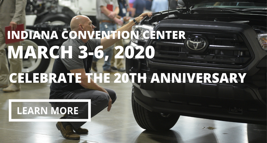 The Work Truck Show | The Must-Attend Event for the Work
